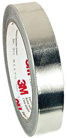 3M - T117025 - 3M 3M? T117025 导电性 铝胶带 T117025, 25mm x 16m