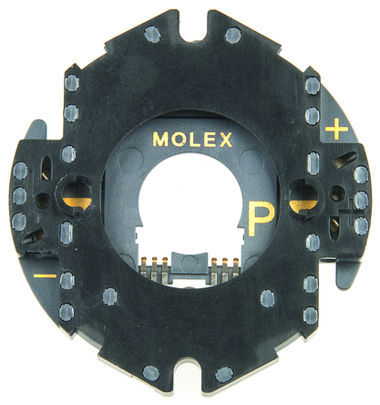 Molex - 180160-0002 - Molex 180160 系列 LED 座 180160-0002, 使用于Cree XLamp MP-L