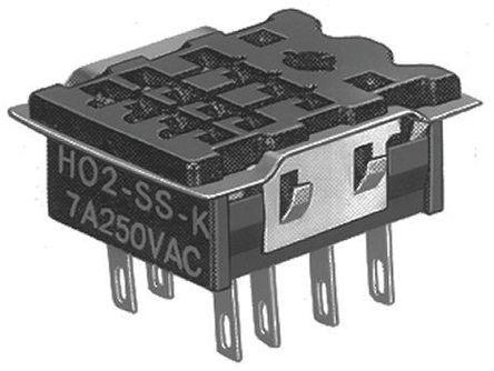 Panasonic - HC2SSK - Panasonic 继电器插座 HC2SSK, 适用于HC 系列