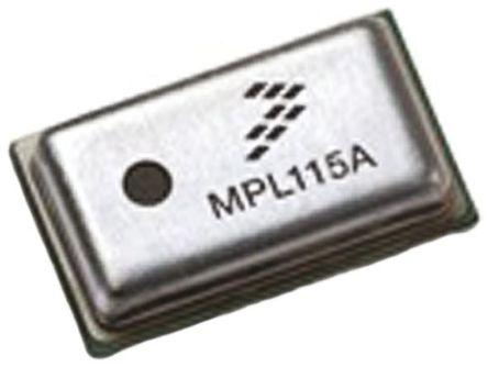 NXP - MPL115A2 - NXP MPL115A2 115kPa 绝对压力传感器, 8引脚 LGA封装