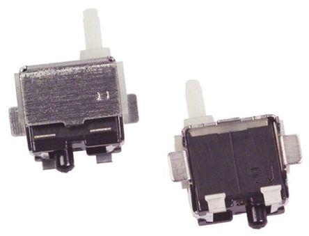 Panasonic - ESE11MH2T - Panasonic ESE11MH2T DIP 开关, 单刀单掷 - 常开, 10 mA @ 5 V 直流