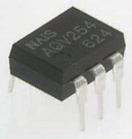 Sharp - PC4SF11YTZBF - Sharp 光耦 PC4SF11YTZBF, 三端�p向可控硅�_�P元件�出, 5引�_ PDIP 封�b