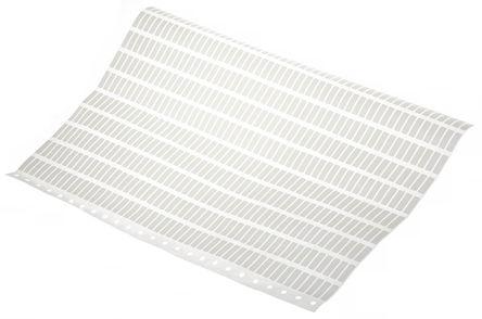 Brady - Y163131 - Brady Y163131 500件装 白色 空白打印机标签, 16.5mm长, 5.02mm宽