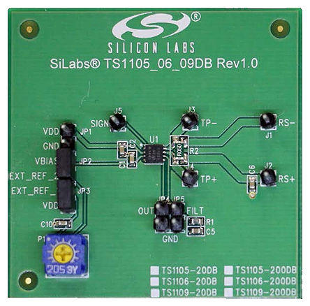Silicon Labs TS1109-200DB