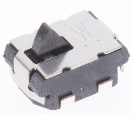 Panasonic - ESE16J001 - Panasonic ESE16J001 DIP 开关, 单刀单掷 - 常开, 10 mA @ 5 V 直流
