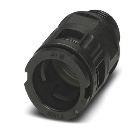 Phoenix Contact - 3240887 - Phoenix Contact IP68/IP69K 黑色 聚酰胺 电缆固定头 3240887 至 42.5mm电缆直径, -40°C至+115°C, M40螺纹