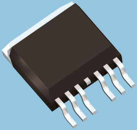 STMicroelectronics - STH240N75F3-6 - STMicroelectronics STripFET F3 系列 N沟道 MOSFET 晶体管 STH240N75F3-6, 180 A, Vds=75 V, 8引脚 H2PAK封装