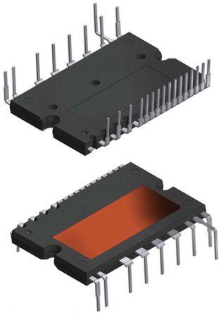 STMicroelectronics - STGIB15CH60TS-L - STMicroelectronics STGIB15CH60TS-L N通道 智能功率模块, 阵列, 20 A, Vce=600 V, 26引脚 SDIP2B封装