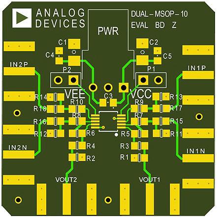 Analog Devices EVAL-HSAMP-2RMZ-10