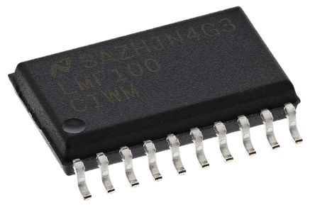 Texas Instruments LMF100CIWM/NOPB