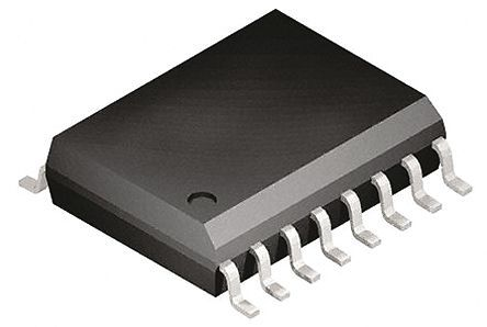 Silicon Labs - Si8630BB-B-IS - Silicon Labs Si8630BB-B-IS 3通道 数字隔离器, 2.5 kVrms隔离电压, 16针 SOIC