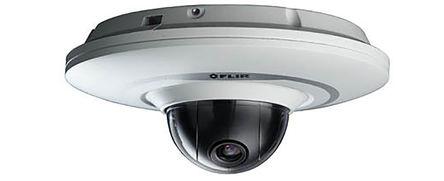FLIR - N233ZDP - FLIR N233ZDP IP66 红外 圆盖 相机 N233ZDP, 3.6mm