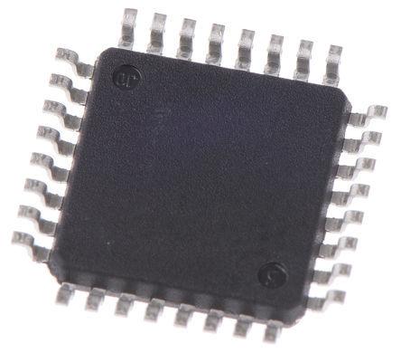 STMicroelectronics - STM32L031K6T7 - STMicroelectronics STM32 系列 32 bit ARM Cortex M0+ MCU STM32L031K6T7, 32MHz, 32 kB ROM 闪存, 8 kB RAM, LQFP-32