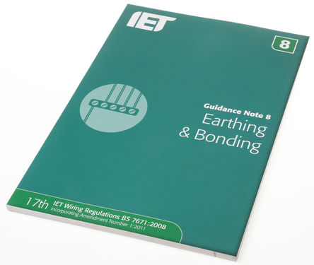 IET - 978-1-84919-285-9 - 《Guidance Note 8: Earthing and Bonding》 作者: IET Publication
