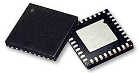 STMicroelectronics - BLUENRGQTR - STMicroelectronics BLUENRGQTR GFSK 网络处理器, 2400 → 2483.5MHz, 2 → 3.6 V电源, 32引脚 QFN封装