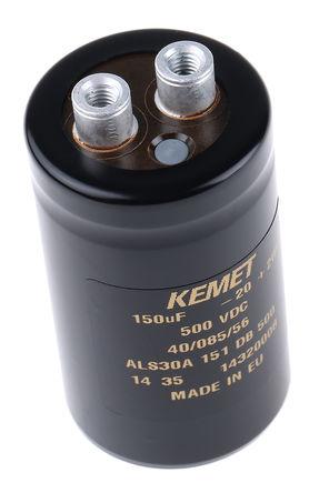 KEMET ALS30A151DB500