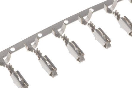Delphi - 12084201 - Delphi Metri-Pack 280 系列 接�端子 12084201, 使用于母�B接器