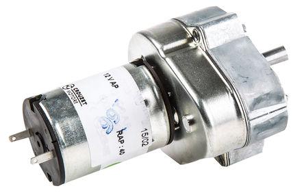 Crouzet - 82 869 001 - Crouzet 直流�X���与���C 82 869 001, �刷型, 12 V 直流, 2 Nm, 108 rpm, 3 W
