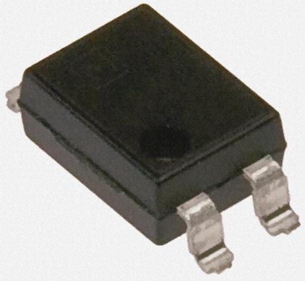 Panasonic - AQY280EHA - Panasonic 130 mA 表面贴装 单极常开 固态继电器 AQY280EHA, MOS 照片输出, 交流/直流切换, 350 V