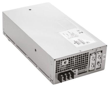 Artesyn Embedded Technologies - LCM1500Q-T - Artesyn Embedded Technologies 1500W �屋�出 嵌入式�_�P模式�源 SMPS LCM1500Q-T, 90 → 264V ac�入, 24V�出, 67A�出, 91%效能, 封�]封�b