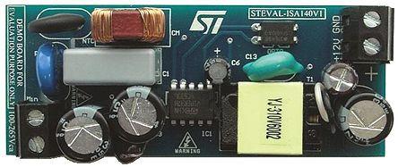 STMicroelectronics - STEVAL-ISA140V1 - STMicroelectronics VIPER37HE 交流/直流转换器 评估测试板 STEVAL-ISA140V1