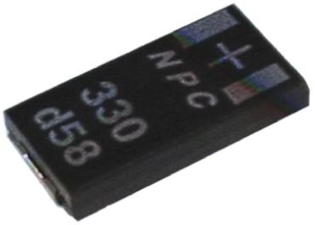 NIC Components NPC181M4D8ZATRF