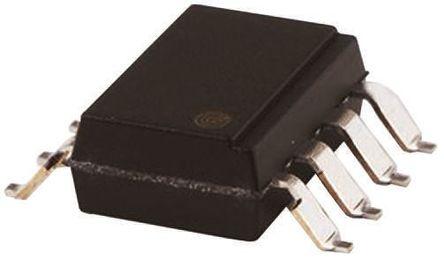 Broadcom - HCPL-2531-300E - Broadcom �p通道 光耦 HCPL-2531-300E, 直流�入, 光�晶�w管�出, 8引�_ DIP 封�b