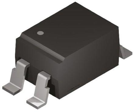 Sharp - PC123X1YIP0F - Sharp 光耦 PC123X1YIP0F, 直流�入, 晶�w管�出, 4引�_ PDIP 封�b