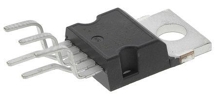 STMicroelectronics - VIPER50A-22-E - STMicroelectronics VIPER50A-22-E SMPS 控制器, 1mA最大输出, 0 → 15 V输入, 700 V输出, 5引脚 PENTAWATT HV封装