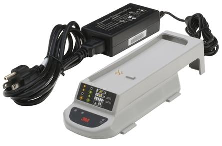 3M - TR-341 - 电池充电器, 使用于TR-300