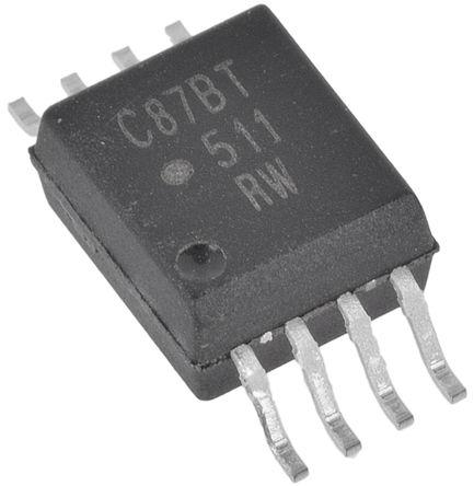 Broadcom - ACPL-C87BT-000E - Broadcom ACPL-C87BT-000E 隔离放大器, 3 → 5.5 V, 8引脚 SOIC封装