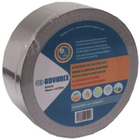 Advance Tapes - AT6550 - Advance Tapes AT6550 导电性 铝胶带 AT6550, 50mm x 45m