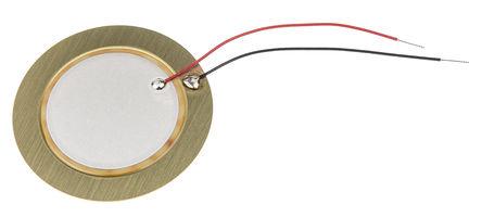 Murata - 7BB-35-3L0 - Murata 隔膜音调 外部驱动 压电蜂鸣器 7BB-35-3L0, 2300 → 3300 Hz