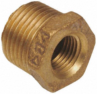 Conex-Banninger - 3241 008006000 - Conex-Banninger 1 in BSPT 外螺纹 x 3/4 in BSPP 内螺纹 直 渐缩异径管衬套 螺纹接头 3241 008006000