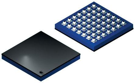 Texas Instruments - AFE4403YZPT - Texas Instruments AFE4403YZPT 22 位 模拟前端 IC, SPI接口, 36引脚 DSBGA封装