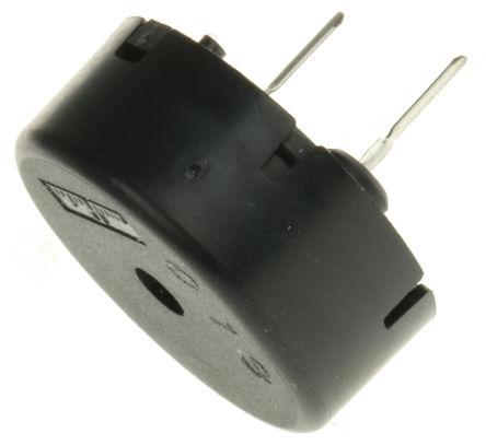 Murata - PKM17EPPH4001-B0 - Murata 72dB 通孔 连续音调 外部驱动 压电蜂鸣器 PKM17EPPH4001-B0