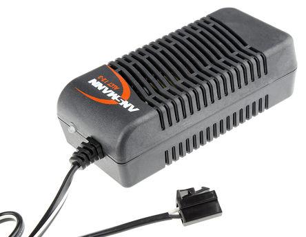 Ansmann - 5207222 - Ansmann 自动铅酸电池充电器 5207222, 12 V @ 3 A, 2充电阶段, 100 → 240V ac输入, 12V输出@3A, 欧洲插头