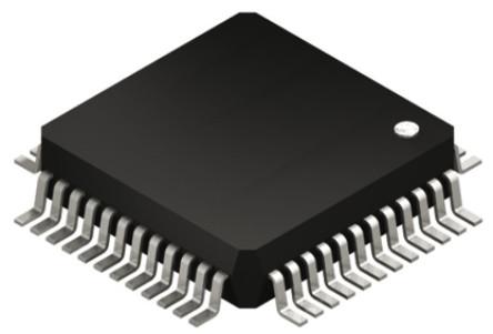 STMicroelectronics - STM8L052C6T6TR - STMicroelectronics STM8L 系列 8 bit STM8 MCU STM8L052C6T6TR, 16MHz, 32 kB ROM 闪存, 2 kB RAM, LQFP-48