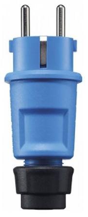 ABL Sursum - 1519150 - ABL Sursum 1519150 蓝色 2P+E 电源插头, 额定250 V 16A