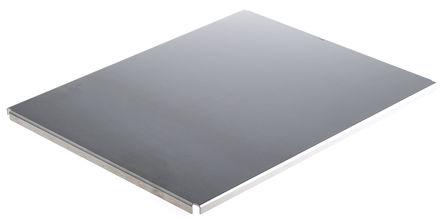 Schroff - 20860110 - Schroff 铝 机箱板 20860110, 403 x 330 x 12mm, 使用于19 英寸底盘