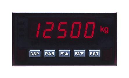 Red Lion - PAXR0020 - Red Lion PAXR 系列 LCD 数字面板式多功能表 PAXR0020