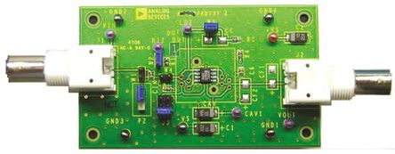 Analog Devices - AD737-EVALZ - Analog Devices AD737 有效值至直流转换器 评估测试板 AD737-EVALZ