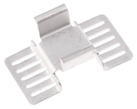 AAVID THERMALLOY - 7106DG/TR - AAVID THERMALLOY 散热器 7106DG/TR, 15K/W, 印刷电路板表面贴装安装, 14.99 x 25.91 x 9.52mm