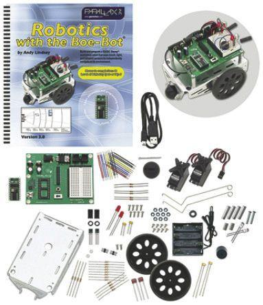 Parallax Inc - 28832 - Parallax Inc 微控制器 �_�l套件 28832