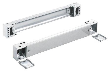 Rittal - 8601805 - Rittal 钢 前/后部柱基 8601805, 使用于外壳类型 TS 8