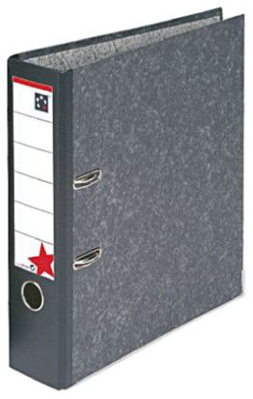 RS Pro - 297498 - RS Pro 灰色 纸板 文件储存箱