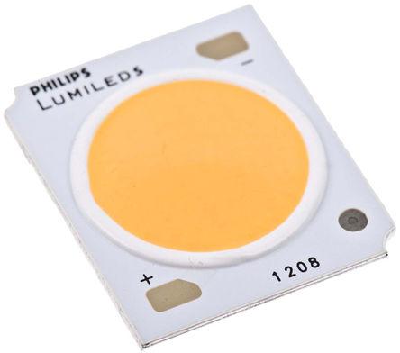 Lumileds - L2C2-22801208E1500 - Lumileds L2C2-22801208E1500, LUXEON CoB Gen2 系列 白色 COB LED, 2200K 80CRI