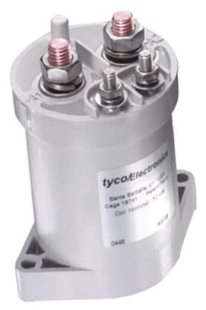 TE Connectivity - LEV100A5ANG 9-1618389-8 - TE Connectivity KILOVAC LEV 系列 接触器 LEV100A5ANG 9-1618389-8, 常开触点, 100 A