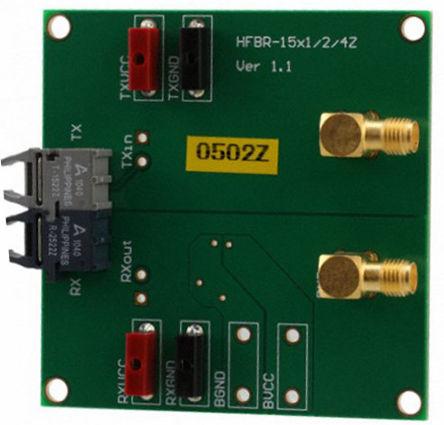Broadcom - HFBR-0502Z - Broadcom HFBR-0502Z HFBR-1522Z, HFBR-2522Z 光纤收发器接口 评估套件