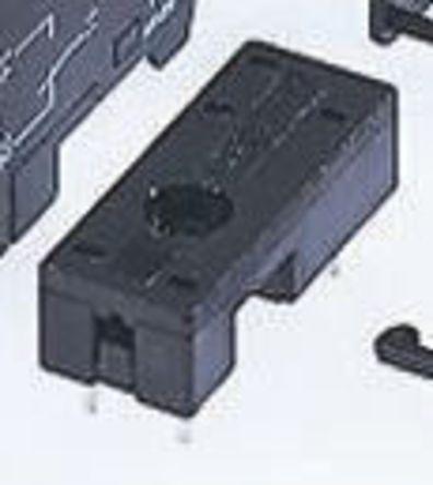 TE Connectivity - 7-1393161-3 - TE Connectivity 继电器插座 7-1393161-3, 适用于RP Series, RT Series, RY Series